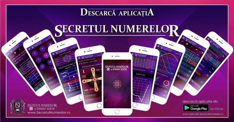 Instalează Aplicația Secretul Numerelor