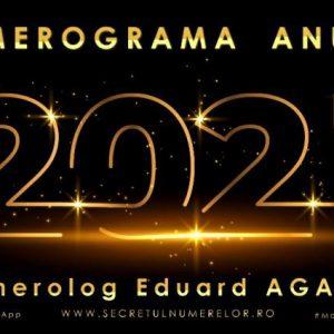 Numerograma Anului 2021 | numerolog Eduard Agachi